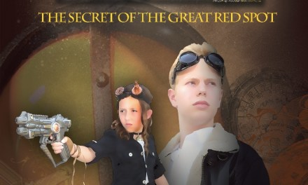 "Steampunk Children's Book Series ""The Jupiter Chronicles: The Secret of the Great Red Spot"" Coming September 2012"
