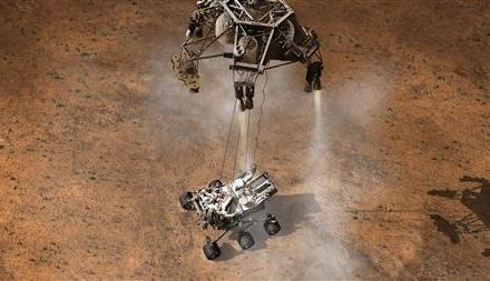 Curiosity Reaches Mars Tonight (One Way Or Another)