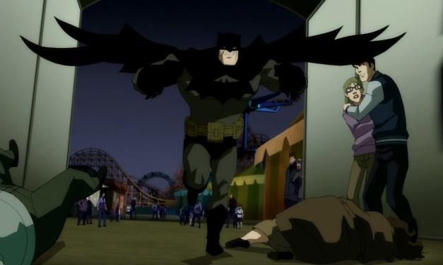 First Look: 'The Dark Knight Returns Part 2' From Warner Bros. Animation