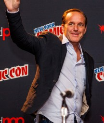 Clark Gregg at NYCC