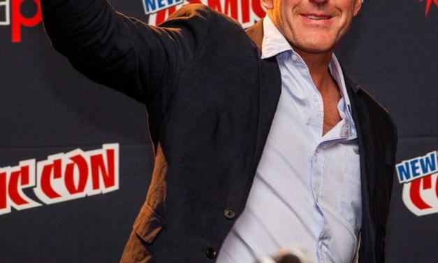 Corsair's Chronicles: Coulson Lives at NYCC