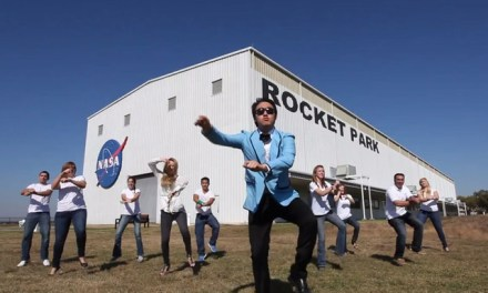 Video Of The Day: NASA Johnson Style