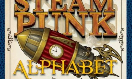From Kickstarter To Reality: Nat Iwata's Steampunk Alphabet Book