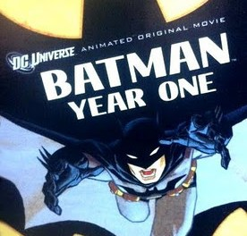 Movie Review: 'Batman: Year One'