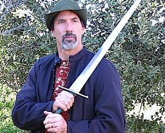 'The Event Horizon': Steampunk Author / Actor Scott Farrell