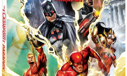 'Justice League: Flashpoint Paradox' SDCC World Premiere