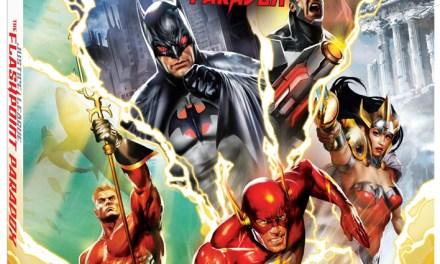 'Justice League: Flashpoint Paradox' SDCC World Premiere