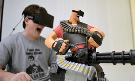 Oculus Rift: VR Headsets At Last