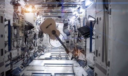 "Video Of The Day: Cmdr Chris Hadfield & ""Space Oddity"""