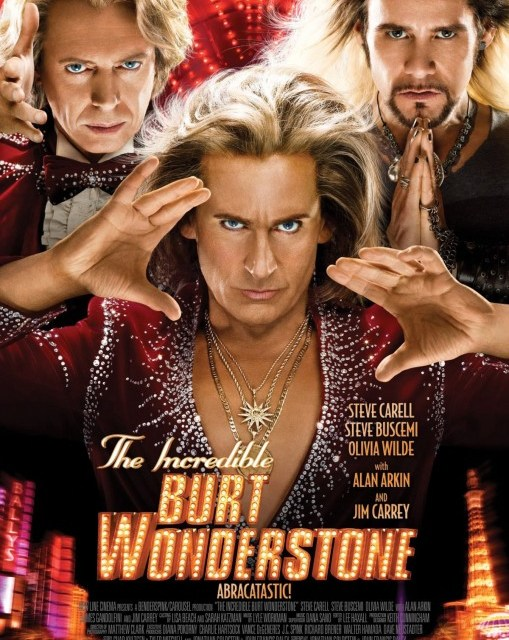 Movie Review: 'The Incredible Burt Wonderstone'