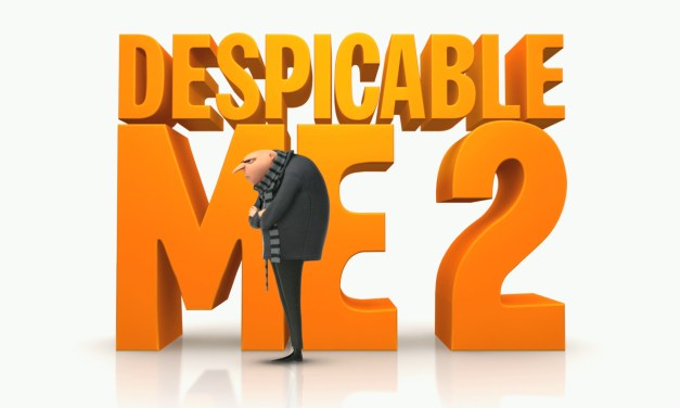 Movie Review:  Despicable Me 2