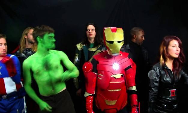 Video Of The Day: DaftVengers' 'Get Loki'