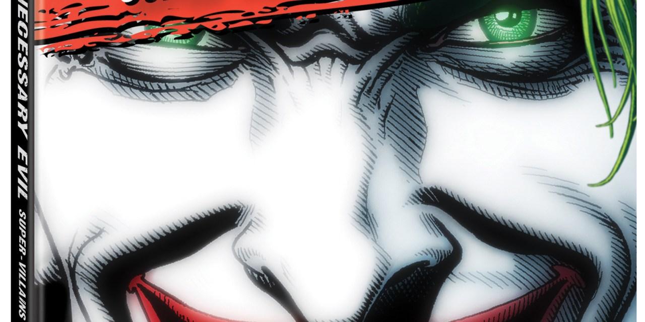 Documentary Preview: Necessary Evil: Super-Villains of DC Comics
