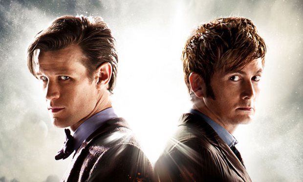 #SaveTheDay: BBC Releases BOTH Day of the Doctor Trailers