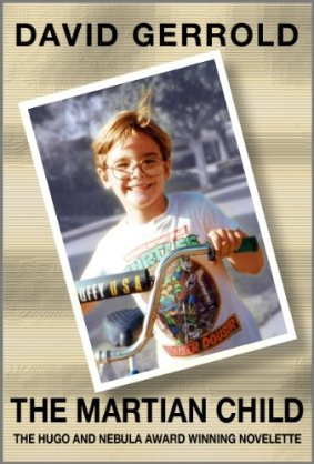 The Martian Child Cover