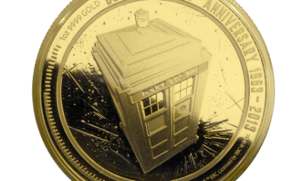 Ex-Numismate! Ex-Numismate!  Doctor Who Coins from New Zealand