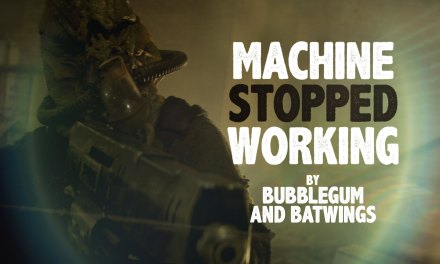 Video of the Day: 'Machine Stopped Working'