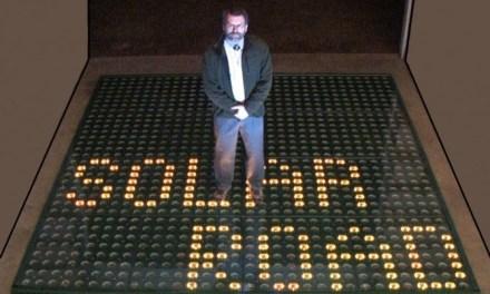 Crowdfund This: Solar Freaking Roadways