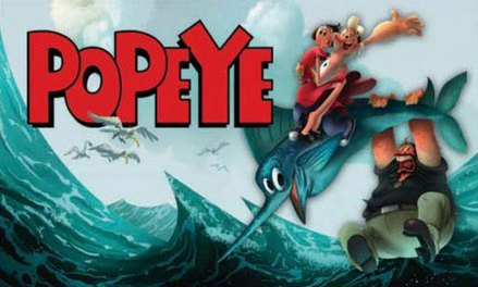 Krypton Radio First Look: Sony Pictures' 'Popeye'