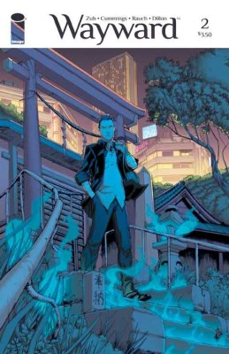 Writer: Jim Zub Artist: Steve Cummings IMAGE COMICS