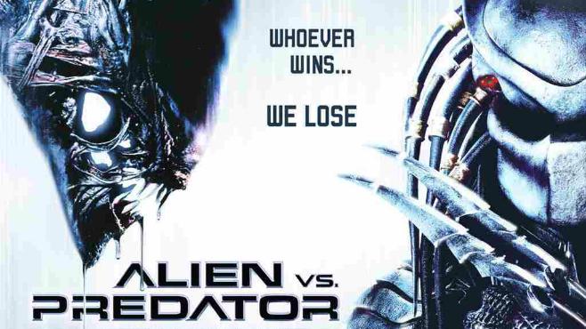 Krypton Radio's Days of Darkness: 'Alien vs. Predator'