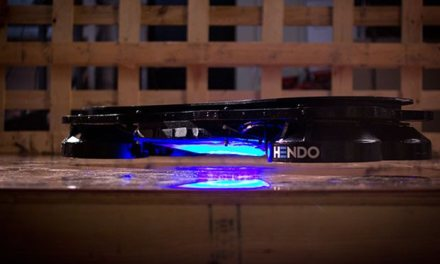 Kickstart This: Real Working Hoverboards!