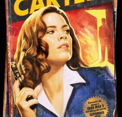 Krypton Radio 1st Look: Marvel's 'Agent Carter'