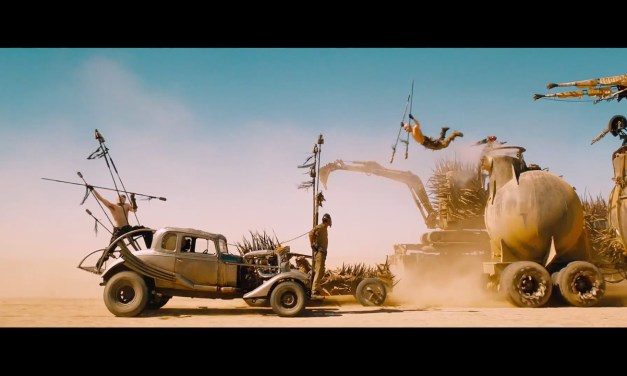 Krypton Radio 1st Look: 'Mad Max: Fury Road'