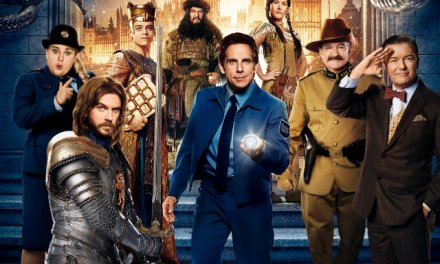 Movie Review: 'Night at the Museum: Secret of the Tomb'