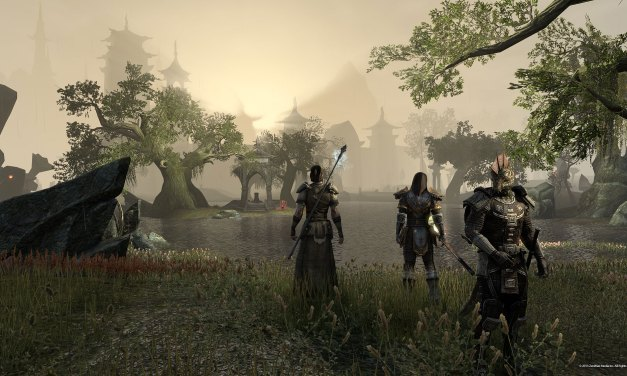 'Elder Scrolls Online' Goes Free-to-Play