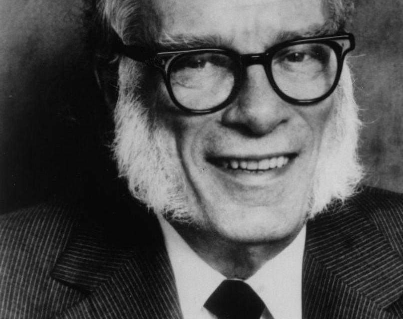 Remembering Isaac Asimov