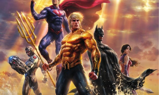 Movie Review: 'Justice League: Throne of Atlantis'