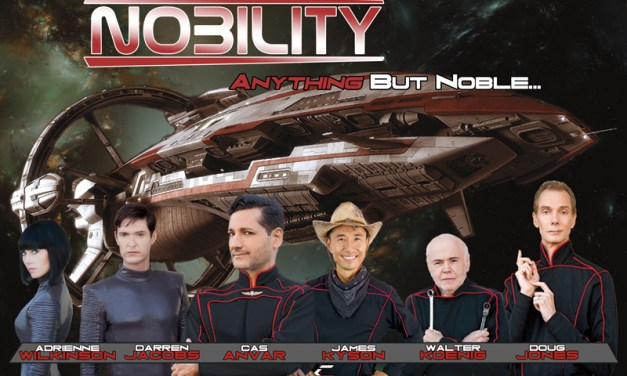 On 'The Event Horizon': E. J. De La Pena of 'Nobility'
