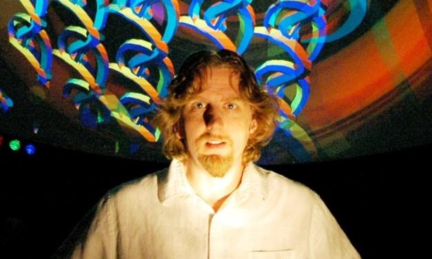 On 'The Event Horizon': VR Performance Artist J-Walt Adamczyk