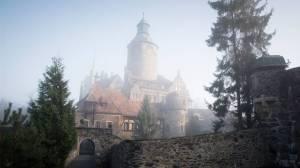 Castle Czocha in Lesna, Poland