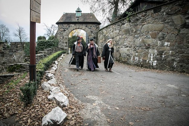 HP and LARP fans: Support the College of Wizardry!