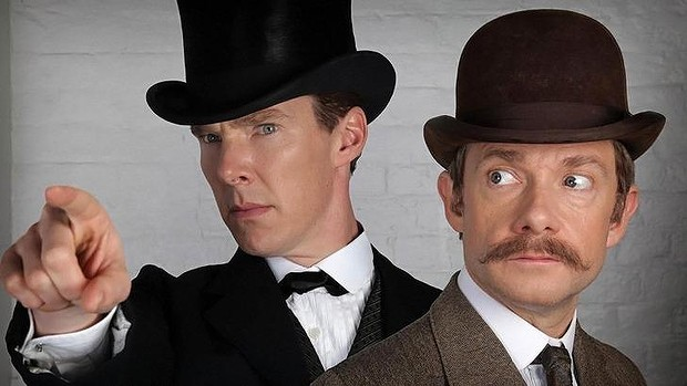 'Sherlock' Special Set in Victorian London