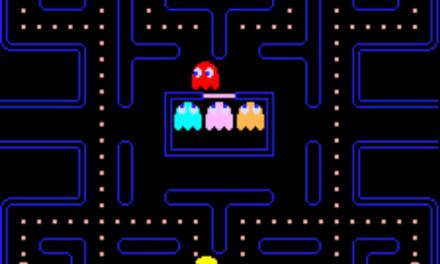 Play 'Pac-Man' on Google Maps