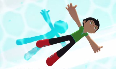 'Astro Boy Reboot' in Production