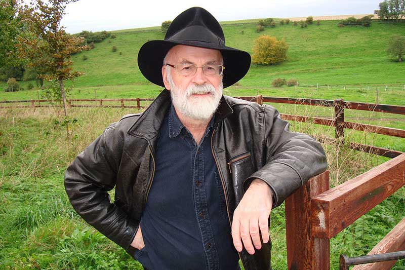 R.I.P. Sir Terry Pratchett, 1948-2015
