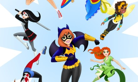 DC Superhero Girls are On Their Way