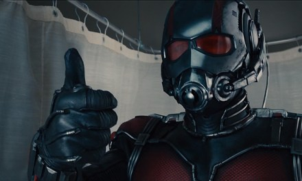 Krypton Radio 1st Look: 'Ant-Man' Trailer #1