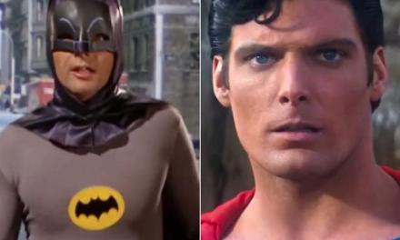 Video of the Day: 'Batman v Superman', the Retro Version
