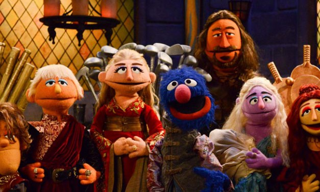 Video of the Day: Sesame Street's 'Game of Chairs'