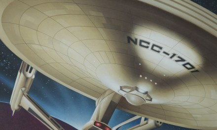 Long Lost 'Trek' Book Surfaces: 'Return to Tomorrow'