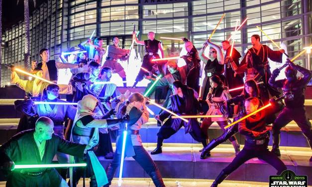 Jedi vs Sith in the Saber Guild, But Everybody Wins