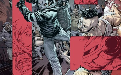 Four-Color Bullet: 'TMNT' #45,  Week 4 'Convergence' Update