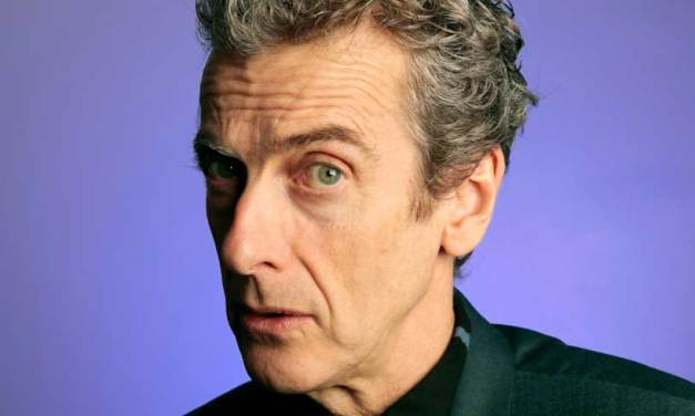 Peter Capaldi Going to SDCC's Hall H