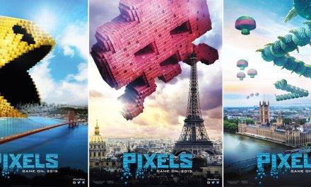 Krypton Radio 1st Look: 'Pixels' Trailer