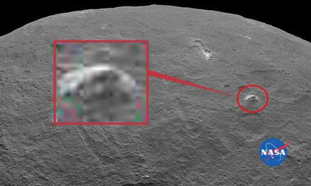 More Mysteries: Pyramid Spotted on Ceres